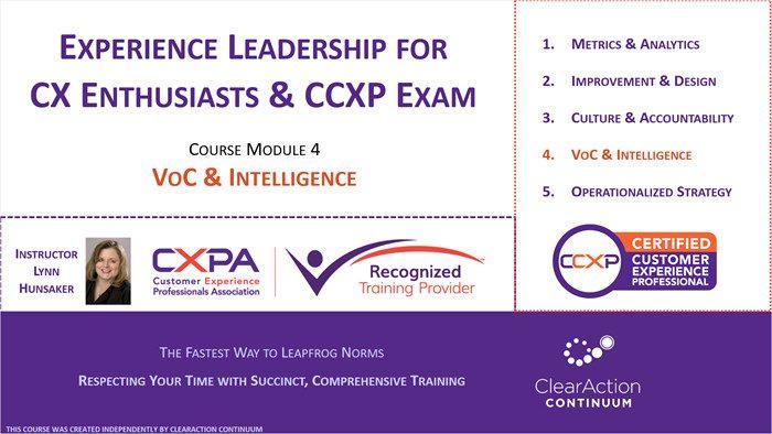 VoC Training