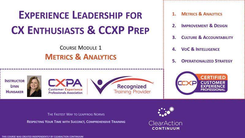 CCXP Study