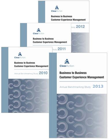 b2b customer experience 2013