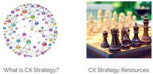 CX strategy resources