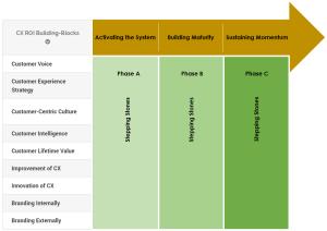 Customer Experience Maturity ROI Model