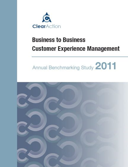 B2B CX 2011 Report