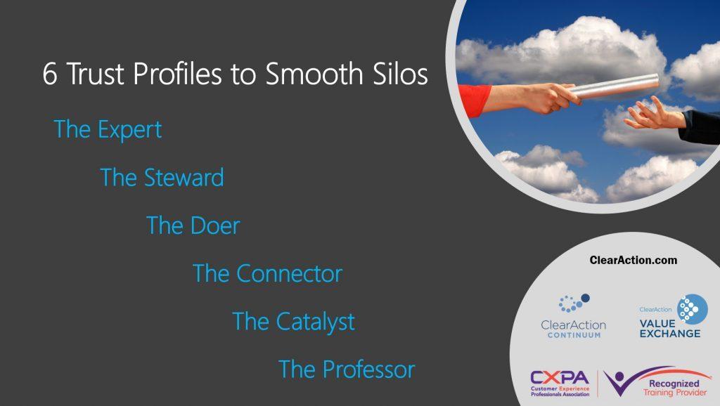 customer trust silos