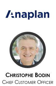 Anaplan - Christophe Bodin
