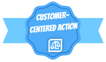 Customer-Centered Action
