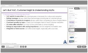 certified customer experience training