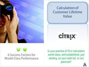 customer lifetime value use
