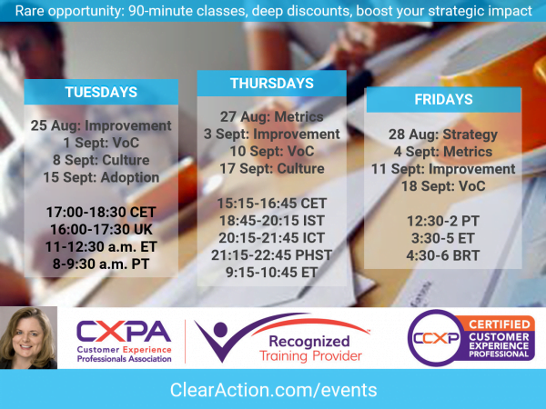 90-Minute CX Classes