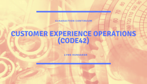 Customer Experience Operations (CODE42)