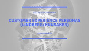 Customer Experience Personas