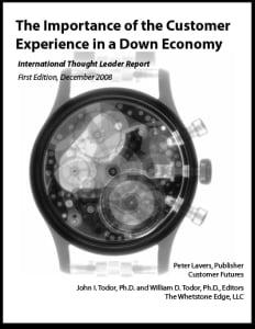customer experience economy