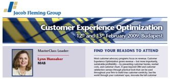 customer experience master course