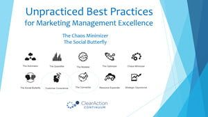 Marketing Management Best Practices