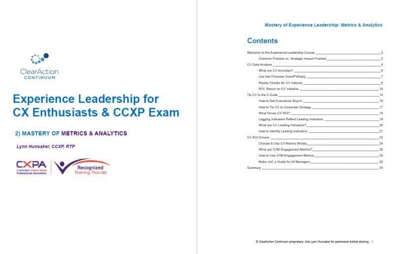 CCXP Guide