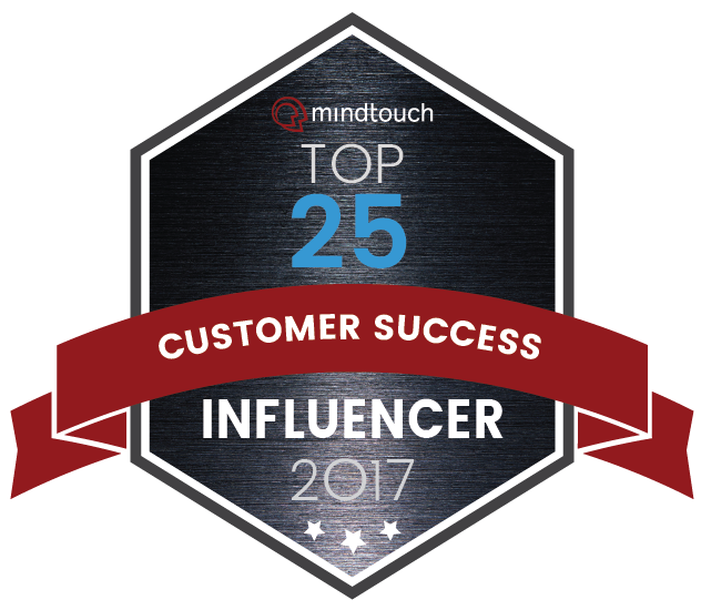 MindTouch Top 100 Customer Success Influencers