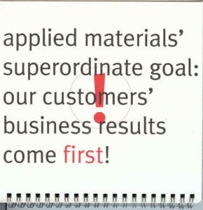 customer experience goal
