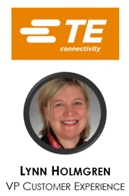 TE Connectivity - Lynn Holmgren
