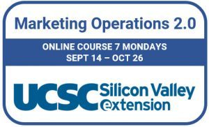 Marketing Operations Training