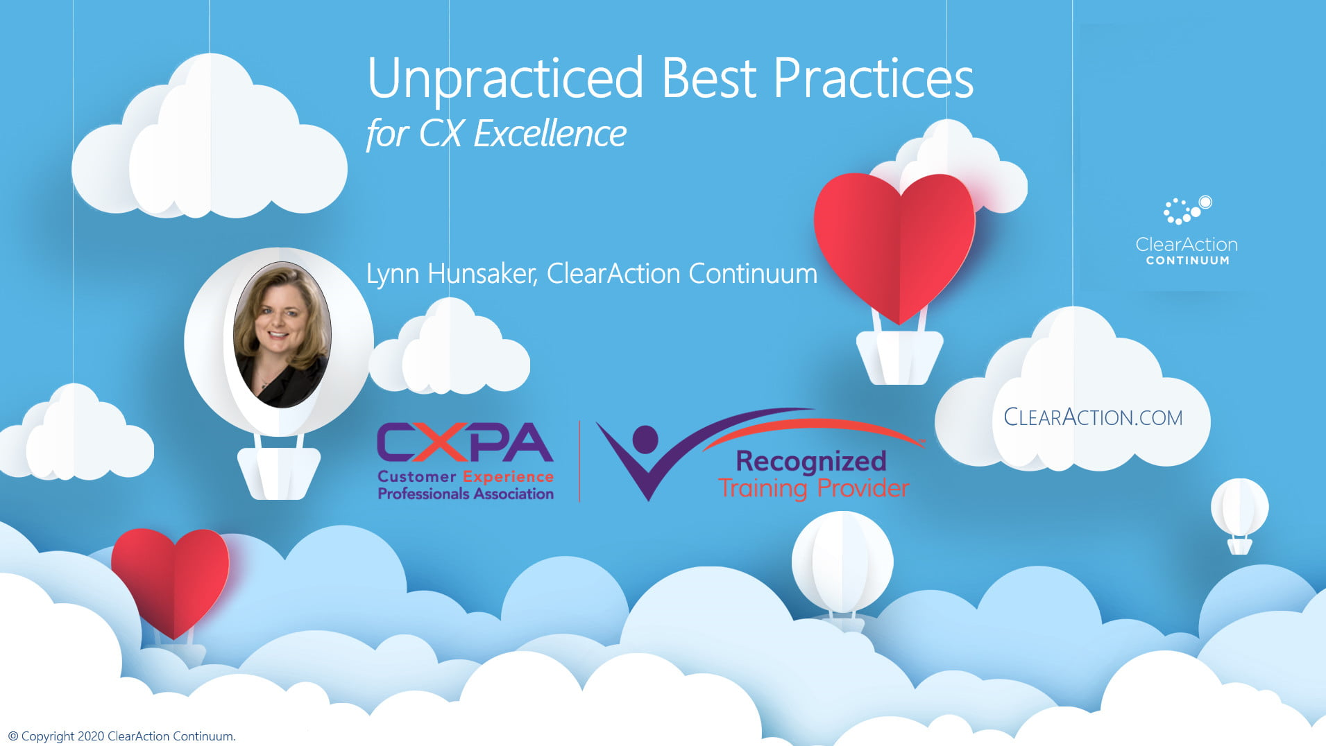 cx best practices