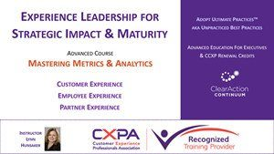 Experience Leadership Class