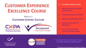 Customer Centric Culture CCXP