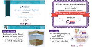 CX Certificates