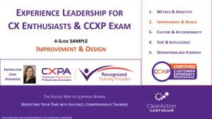 Sample CCXP Class